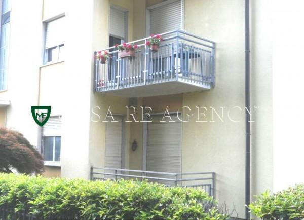 Appartamento in vendita a Varese, Sant'ambrogio, Con giardino, 106 mq - Foto 5