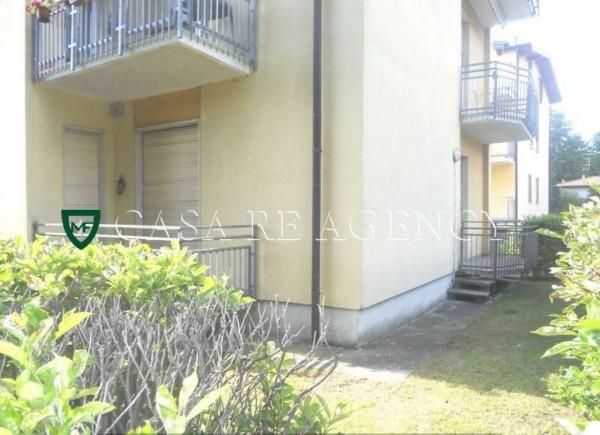 Appartamento in vendita a Varese, Sant'ambrogio, Con giardino, 106 mq - Foto 1