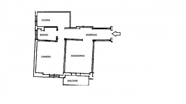 Appartamento in vendita a Corsico, Con giardino, 75 mq - Foto 2