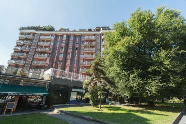 Appartamento in vendita a Milano, Con giardino, 175 mq - Foto 5