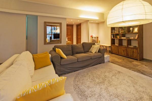 Appartamento in vendita a Milano, Con giardino, 175 mq - Foto 30