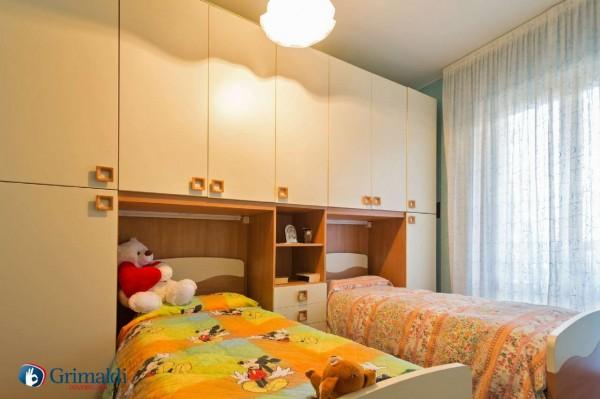 Appartamento in vendita a Milano, Arredato, con giardino, 150 mq - Foto 23