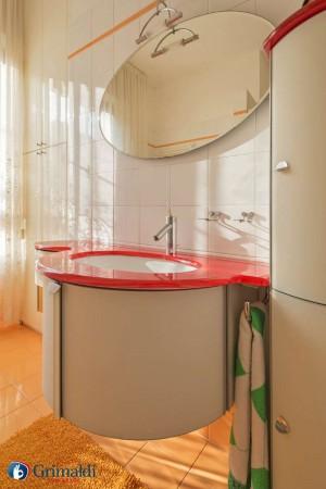 Appartamento in vendita a Milano, Arredato, con giardino, 150 mq - Foto 11