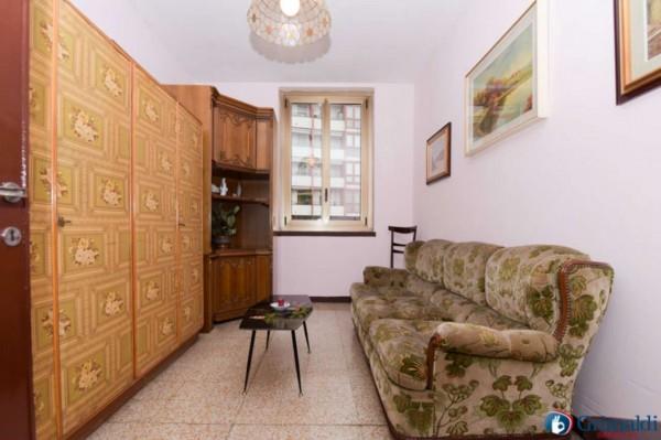 Appartamento in vendita a Milano, M5 San Siro Stadio, Con giardino, 100 mq - Foto 20
