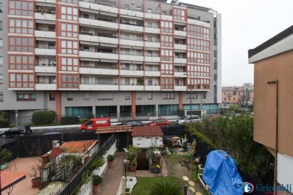 Appartamento in vendita a Milano, M5 San Siro Stadio, Con giardino, 100 mq - Foto 10