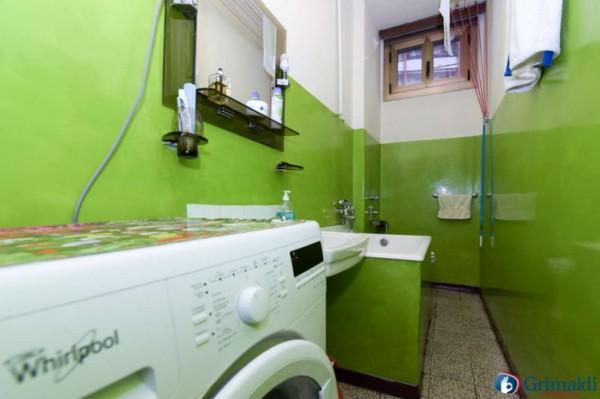 Appartamento in vendita a Milano, M5 San Siro Stadio, Con giardino, 100 mq - Foto 21