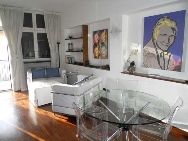 Appartamento in vendita a Rapallo, Grand'hotel Bristol, Con giardino, 77 mq - Foto 4