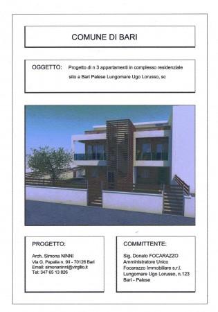 Appartamento in vendita a Bari, Lungomare, 156 mq
