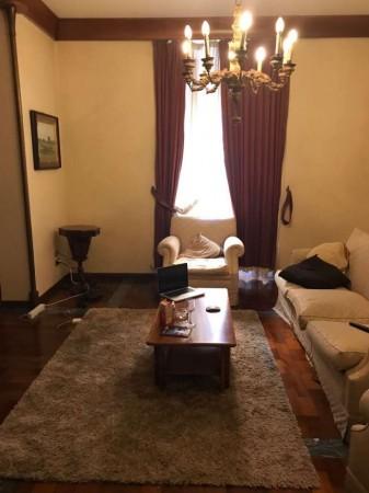 Appartamento in affitto a Roma, Via Veneto, 115 mq