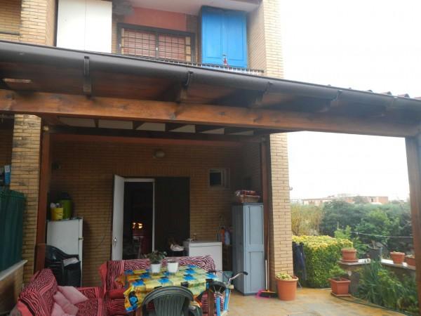 Casa indipendente in vendita a Ardea, Tor San Lorenzo, Con giardino, 90 mq - Foto 44