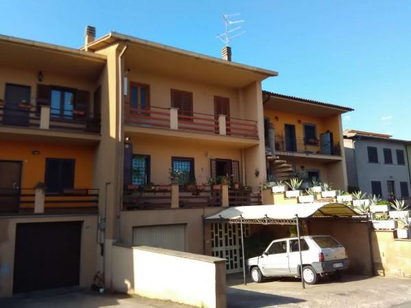 Villetta a schiera in vendita a Vetralla, 120 mq