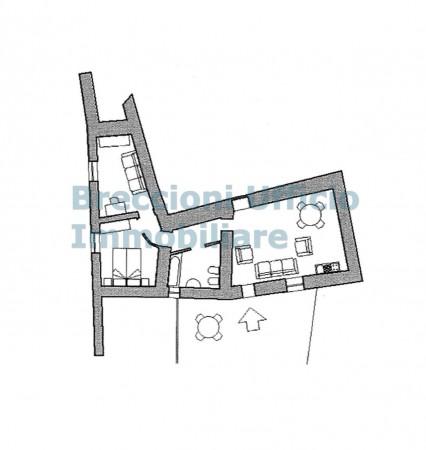 Appartamento in vendita a Trevi, Frazione, 50 mq - Foto 9