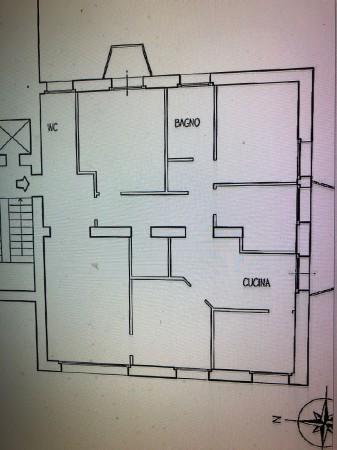 Appartamento in vendita a Perugia, Clinica Liotti, 130 mq - Foto 2