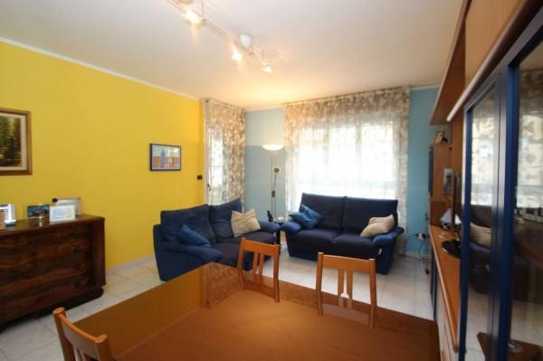 Appartamento in vendita a Torino, Rebaudengo, Con giardino, 90 mq - Foto 14