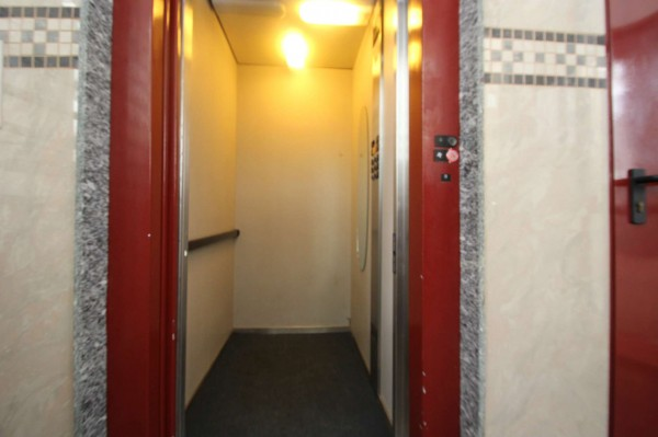 Appartamento in vendita a Torino, Rebaudengo, Con giardino, 90 mq - Foto 15