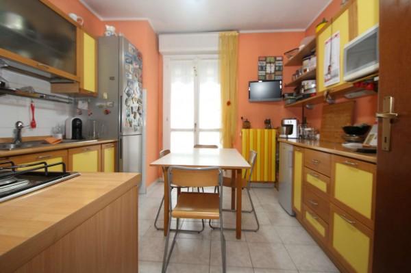 Appartamento in vendita a Torino, Rebaudengo, Con giardino, 90 mq - Foto 11