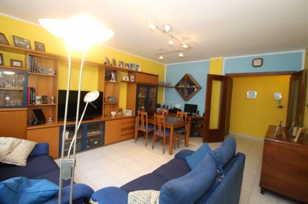 Appartamento in vendita a Torino, Rebaudengo, Con giardino, 90 mq - Foto 12