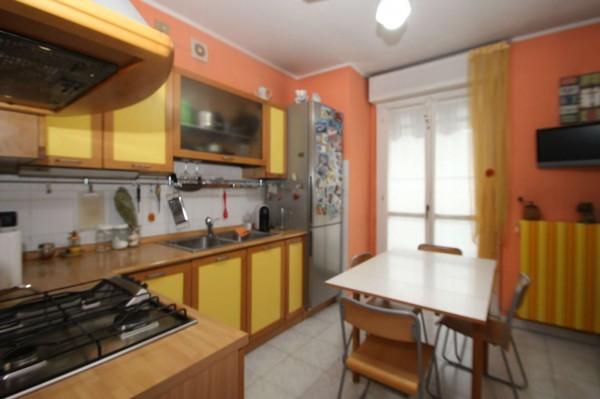 Appartamento in vendita a Torino, Rebaudengo, Con giardino, 90 mq - Foto 10