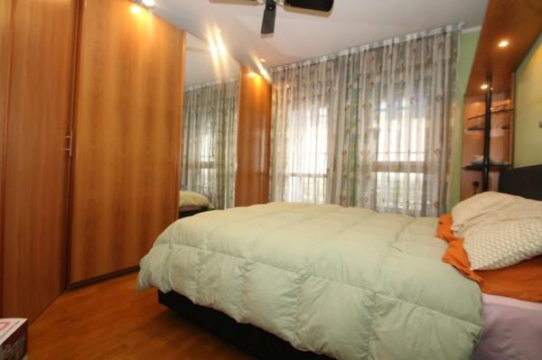 Appartamento in vendita a Torino, Rebaudengo, Con giardino, 90 mq - Foto 7