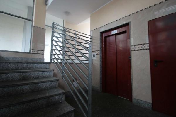 Appartamento in vendita a Torino, Rebaudengo, Con giardino, 90 mq - Foto 16