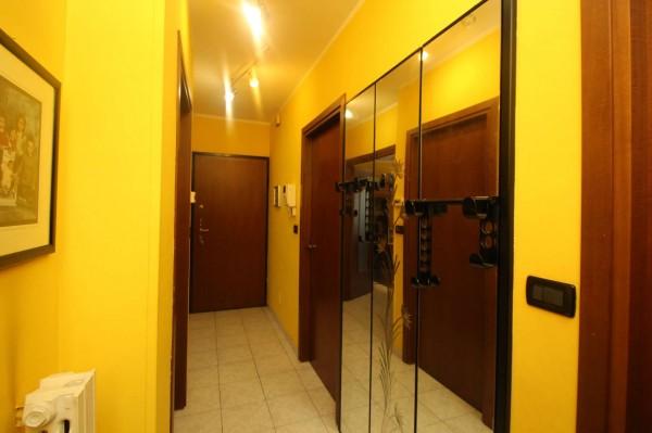 Appartamento in vendita a Torino, Rebaudengo, Con giardino, 90 mq - Foto 17