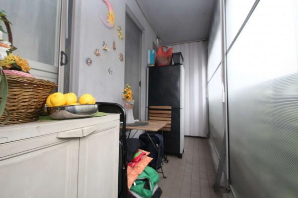 Appartamento in vendita a Torino, Rebaudengo, Con giardino, 90 mq - Foto 3