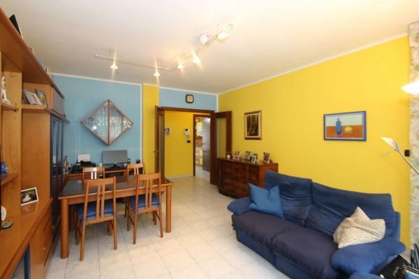 Appartamento in vendita a Torino, Rebaudengo, Con giardino, 90 mq - Foto 13