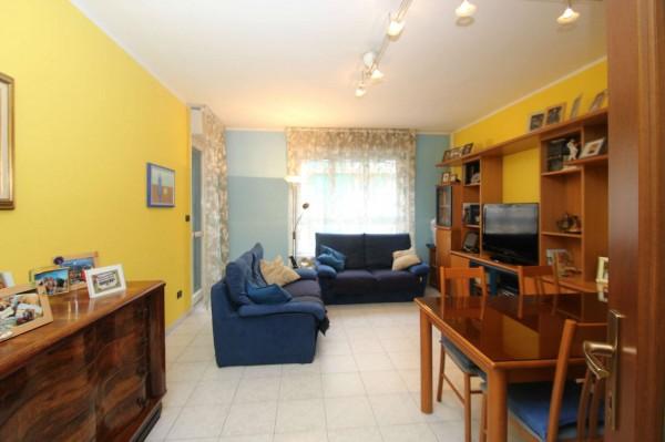 Appartamento in vendita a Torino, Rebaudengo, Con giardino, 90 mq - Foto 1