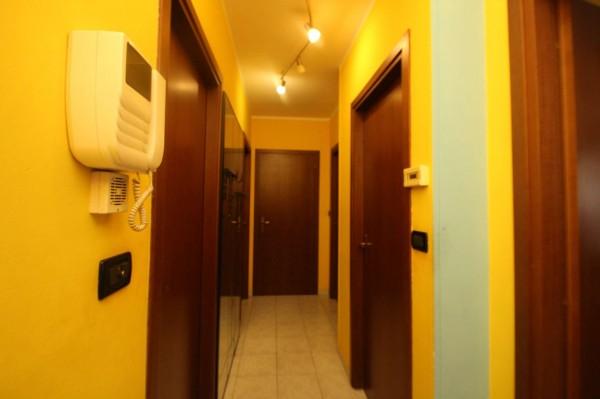 Appartamento in vendita a Torino, Rebaudengo, Con giardino, 90 mq - Foto 18