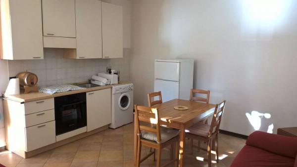 Appartamento in affitto a Uscio, Cià, Arredato, 40 mq