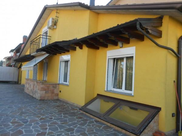 Villa in vendita a Bagnolo Cremasco, Residenziale, Con giardino, 190 mq - Foto 2