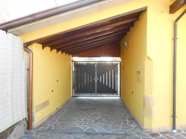 Villa in vendita a Bagnolo Cremasco, Residenziale, Con giardino, 190 mq - Foto 60