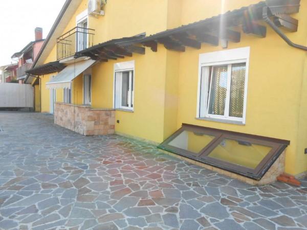 Villa in vendita a Bagnolo Cremasco, Residenziale, Con giardino, 190 mq - Foto 61