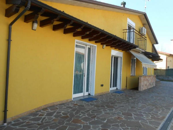 Villa in vendita a Bagnolo Cremasco, Residenziale, Con giardino, 190 mq - Foto 5