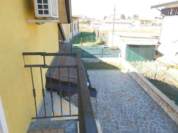 Villa in vendita a Bagnolo Cremasco, Residenziale, Con giardino, 190 mq - Foto 9