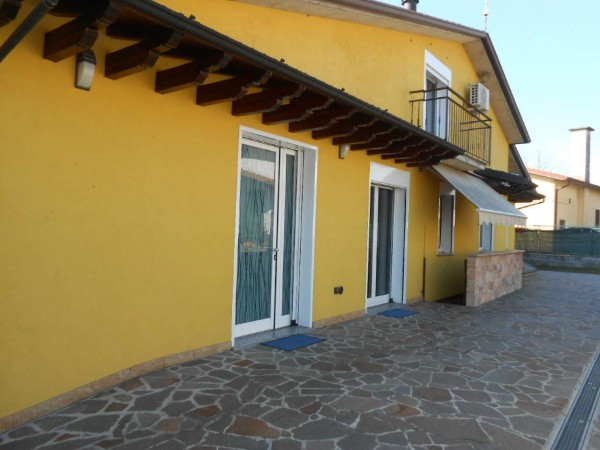 Villa in vendita a Bagnolo Cremasco, Residenziale, Con giardino, 190 mq - Foto 7