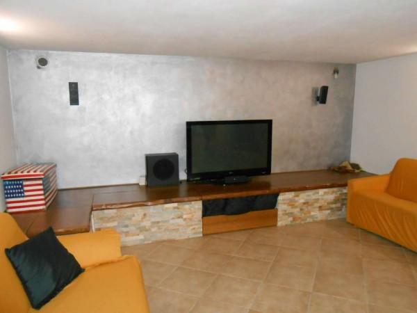 Villa in vendita a Bagnolo Cremasco, Residenziale, Con giardino, 190 mq - Foto 26