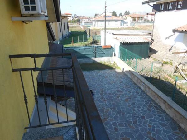 Villa in vendita a Bagnolo Cremasco, Residenziale, Con giardino, 190 mq - Foto 13