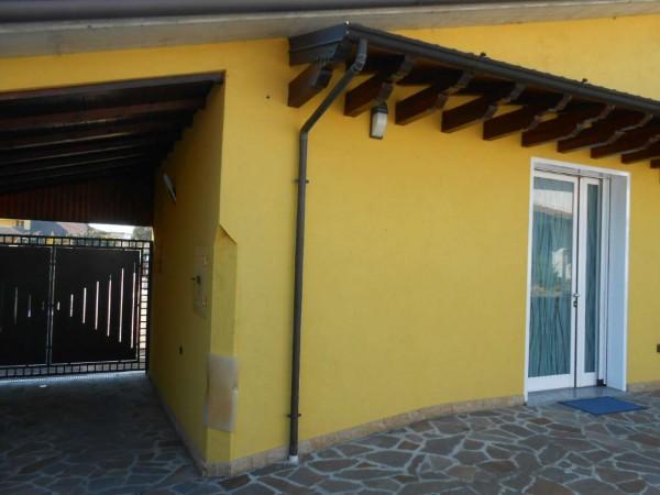 Villa in vendita a Bagnolo Cremasco, Residenziale, Con giardino, 190 mq - Foto 6