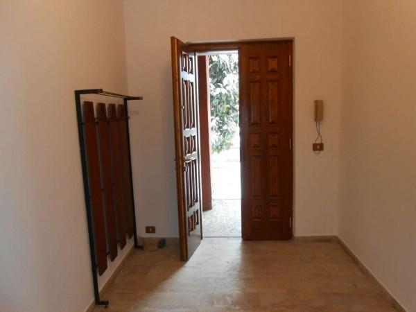 Villa in vendita a Pandino, Centro, Con giardino, 291 mq
