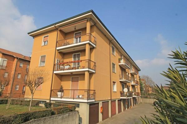 Appartamento in vendita a Cassano d'Adda, Csp, Con giardino, 96 mq - Foto 1