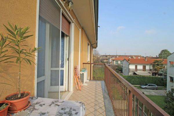 Appartamento in vendita a Cassano d'Adda, Csp, Con giardino, 96 mq