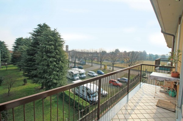 Appartamento in vendita a Cassano d'Adda, Csp, Con giardino, 96 mq - Foto 3
