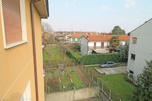 Appartamento in vendita a Cassano d'Adda, Csp, Con giardino, 96 mq - Foto 4
