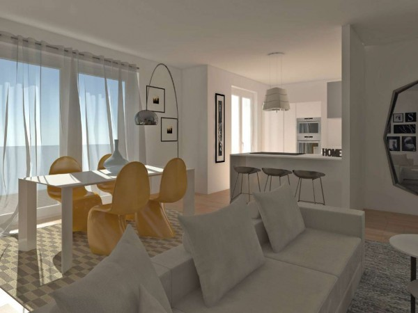 Appartamento in vendita a Inzago, Con giardino, 61 mq - Foto 24