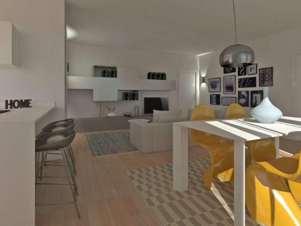 Appartamento in vendita a Inzago, Con giardino, 61 mq - Foto 13