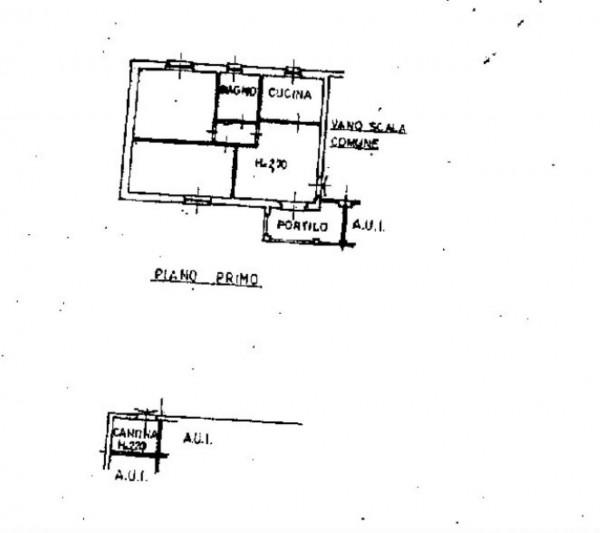 Casa indipendente in vendita a Gorla Minore, Prospiano, Con giardino, 324 mq - Foto 6