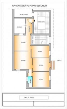Appartamento in vendita a Milano, Tamburini, 120 mq - Foto 2