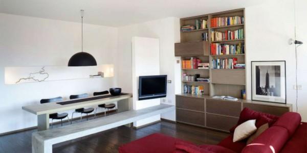 Appartamento in vendita a Milano, 130 mq