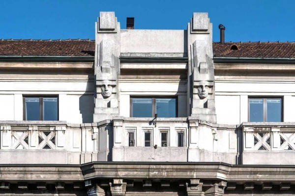 Appartamento in vendita a Milano, 132 mq